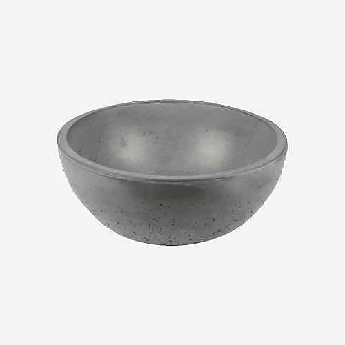 раковина сфера из бетона